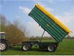 Oehler Zweiachs-Dreiseitenkipper:    Serienmäßige Ausrüstung:    Perfekter dichter Aufbau: 2,5 mm Wandstärke, G
