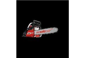 SOLO by AL-KO 636:   Die Erfolgs-Kompakt-Motorsäge jetzt noch komfortabler! Sie überzeugt nicht n