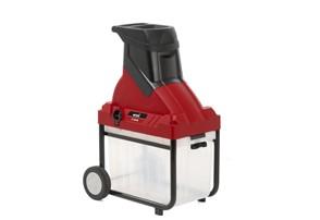 MTD Elektrohäcksler S 2500:   kompakte Bauweise  Zerkleinerungsfaktor von bis zu 10:1  2 beidseitig verwe