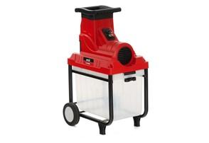 MTD Elektrohäcksler SL 2800:   kompakte Bauweise  Zerkleinerungsfaktor von bis zu 10:1  2 beidseitig verwe