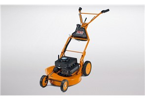 AS Motor Rasenmäher 53 2T:   Wenn es höher hinausgehen soll, dann ist dieser robuste Rasenmäher angesagt