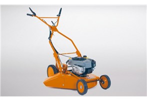 AS Motor Rasenmäher 53 4T:   Robust, durchsetzungsstark und flott unterwegs: Auf feuchtem und höherem Gra