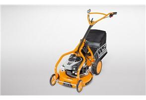 AS Motor Rasenmäher 531 4T MK:   Weniger ist mehr: Das reduzierte Gewicht maximiert das bequeme Handling und