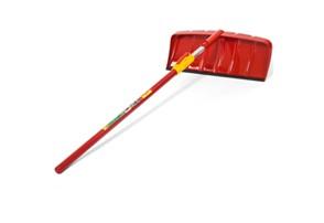Dachschneeräumer inkl. ZM-V 4:   Stiel und Dachschneeräumer-Aufsatz im Set: Mit diesem multi-star®-Set macht