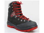 Komfortabler Sicherheitsschuh mit Schnittschutz:    Mit Easy Walk Technologie und sportlichem Bergschuhdesign. Der Sicherheitsa