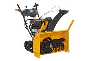 Cub Cadet 730 TDE:      Motor  SnowThorX 90 4-Takt OHV Benzinmotor     Leistung  10,5 PS /
